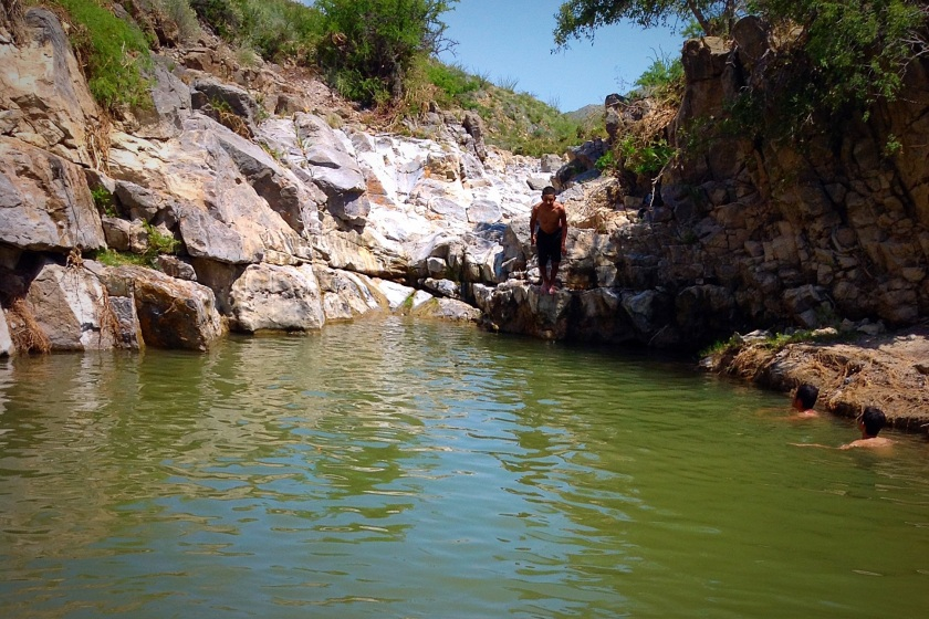 Natural Springs in the Chihuahuan Desert