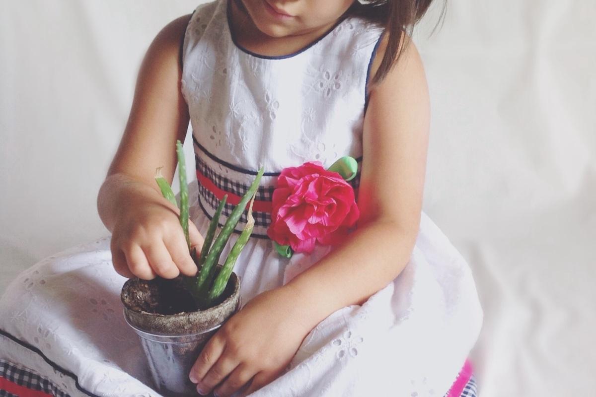 DIY toddler photography